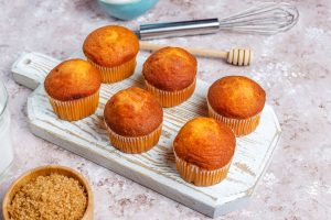 Cupcake Recipe for Baked Milk Challenges